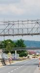 Gerüstbrücke mit Treppen, Hasso-Plattner-Ring 13, 69190 Walldorf